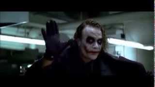 Il Cavaliere Oscuro - Joker Con I Mafiosi