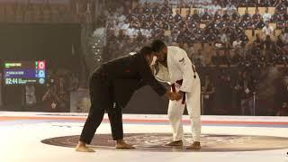 FINAL | Faisal Al Ketbi vs.  Isaque Baheinse Abu Dhabi World Pro 2018