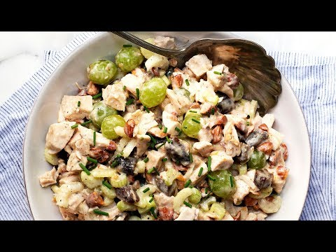 How To Make Chicken Salad With Grapes