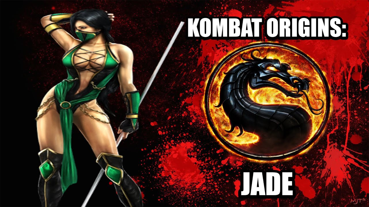 Mortal Kombat Origins Jade Youtube