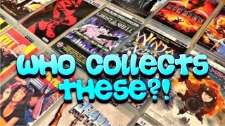 PSP UMD Movies - Who Collects These?!