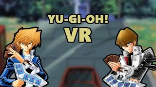 Joey's Rematch in Yu-Gi-Oh! VR
