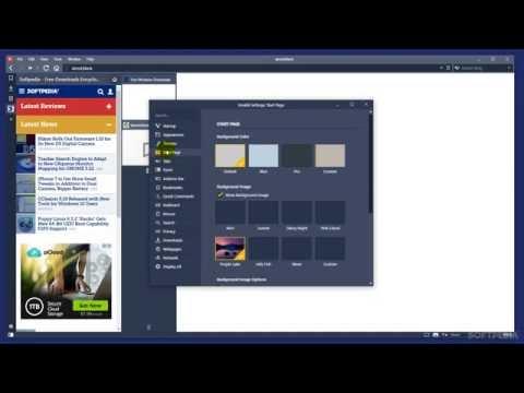 Vivaldi Web Browser Explained: Usage, Video and Download (Softpedia App Rundown #93)