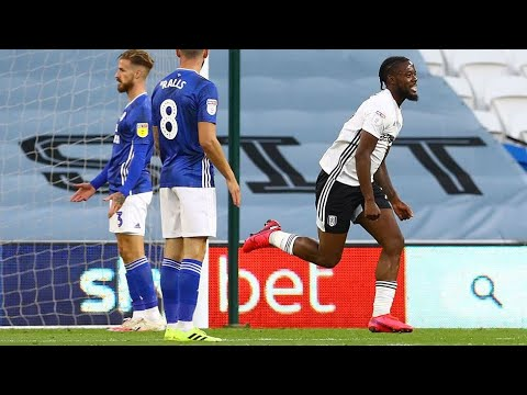 2019/20 RELIVED: Cardiff City 0-2 Fulham | Onomah and Kebano Worldies!