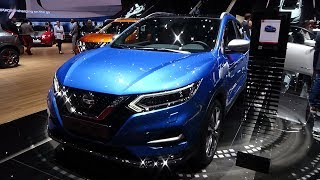2018 Nissan Qashqai Propilot Tekna+ - Exterior and Interior - Geneva Motor Show 2018