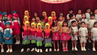 2016 根德園 K3N 畢業典禮表演歌曲