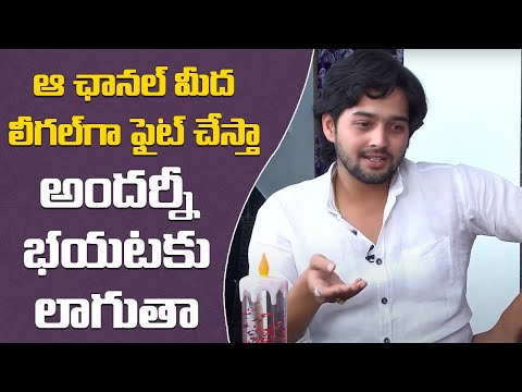 MADHU Exclusive Interview || Naa Peru Meenakshi Hero || Hangout With Naveena || Part 2