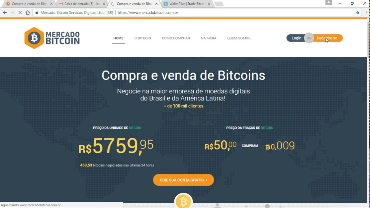 como investir em bitcoin de criptomoeda