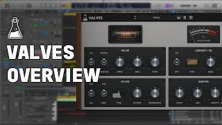Valves Overview - Vintage Tube Emulation Plugin (VST, AU, AAX)