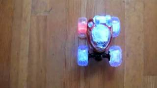 Dueling Super Stunt Remote Control Cars
