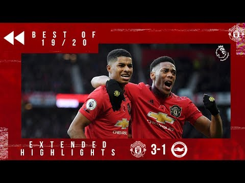Best of 19/20 | United 3-1 Brighton | Andreas, McTominay & Rashford fire the Reds to victory!Kaynak: YouTube · Süre: 8 dakika17 saniye