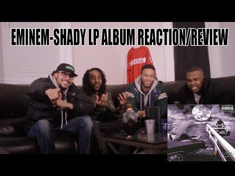 EMINEM-SLIM SHADY LP REACTION/ REVIEW