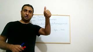 Türkçe Sözlük Sıralaması