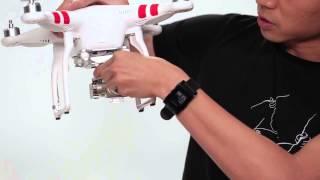 DJI Phantom 2 Vision+ - Guida al primo volo