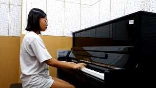 Che Vuole Questa Musica Stasera live piano ver.