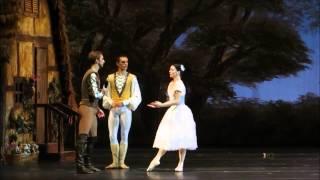 N. Osipova, S. Polunin - Giselle(1) . Moscow
