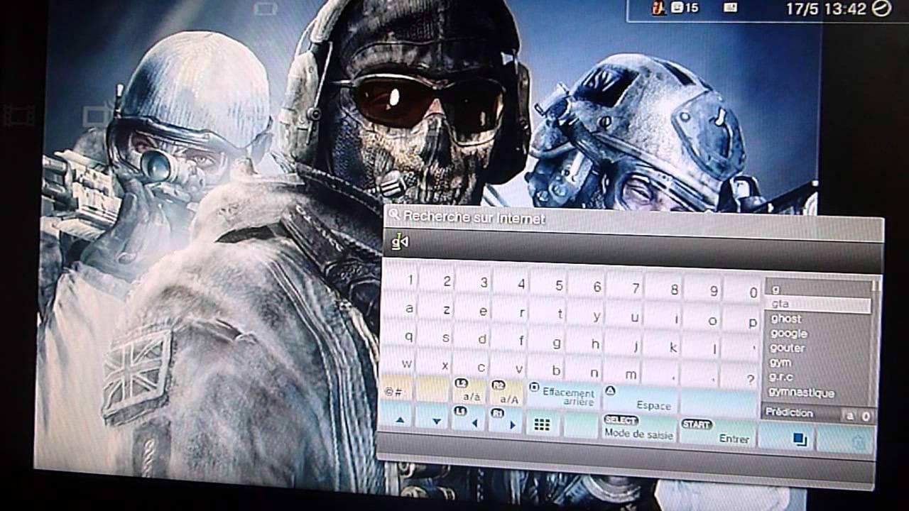 comment mettre un fond d'écran sur PS3 - YouTube