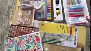 #Art&crafthaul #Craftsupplyhaul #Art and craft supply haul