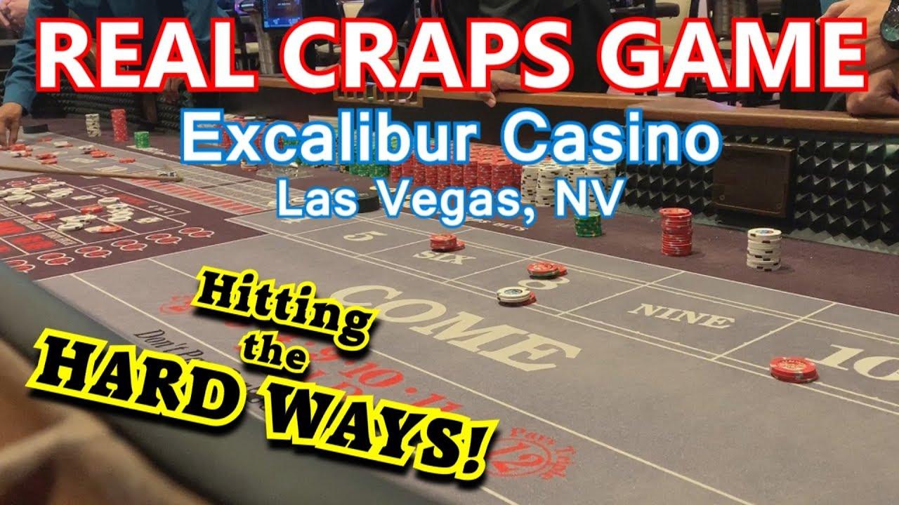 Excalibur Casino Games