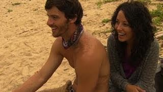 Survivor: Cagayan - Secret Scene Brice