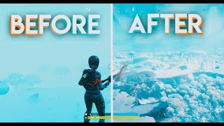 How to get rid of Fog Glitch (Fortnite Battle Royale)