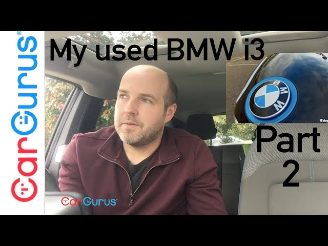 Owning a used BMW i3: What I've learnt about using the range extender | CarGurus UK