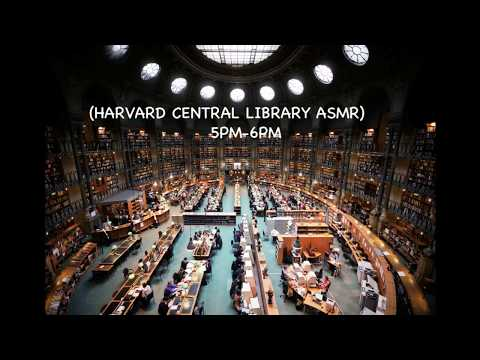 Harvard law school asmr
