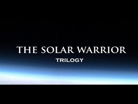The Solar Warrior Trilogy - Interview with Author