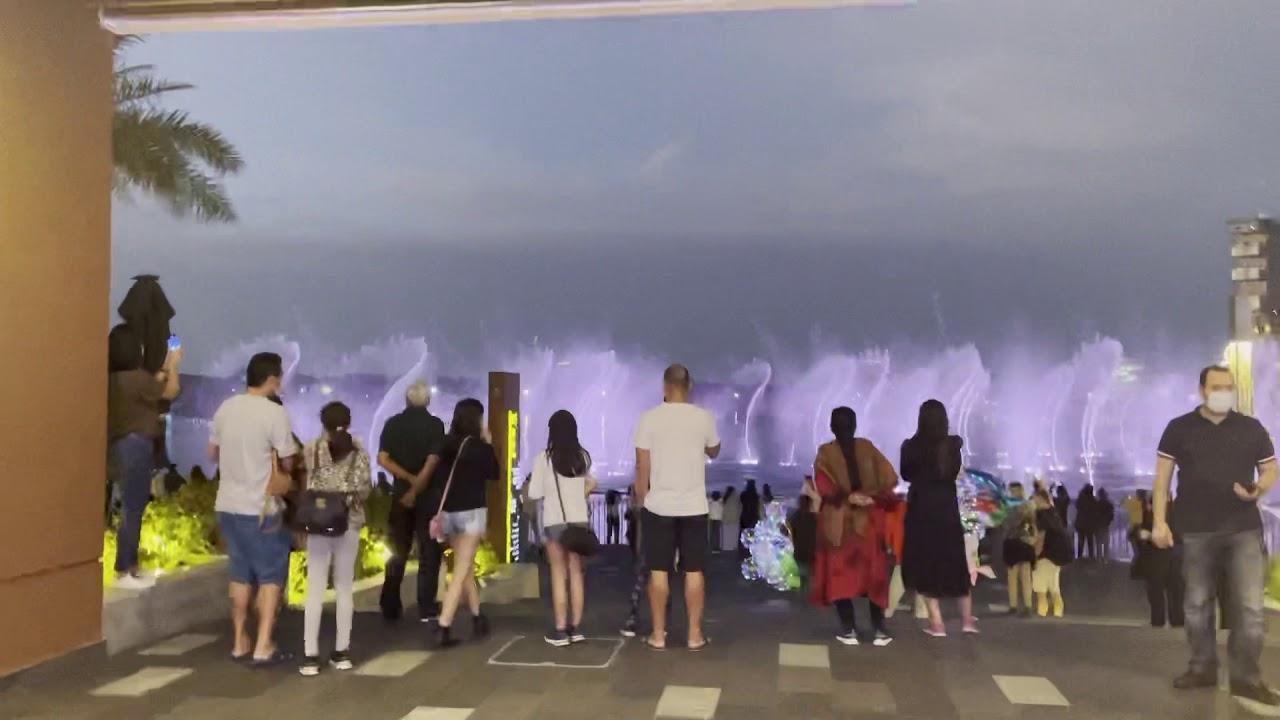 The Palm Fountain Dubai