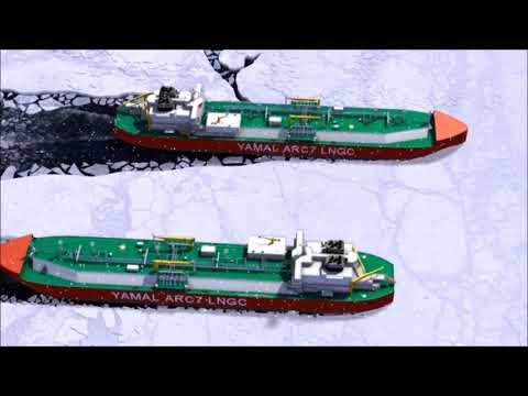 Odin Kwan, Daewoo Shipbuilding, on Arctic Shipbuilding and Icebreakers #ArcticCircleKorea Forum