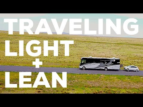 RV Tip :: Travel Time in a Motorhome + Announcement