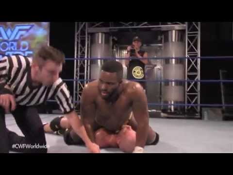 CWF Mid-Atlantic Wrestling Worldwide Ep. #8: Cedric vs. Garrett /  Everett vs.  Case (7/8/15)