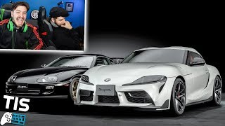 ΝΕΟ SUPRA VS ΠΑΛΙΟ SUPRA! | TechItSerious