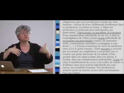 """Dominique Méda - """"Repenser le travail"""""""