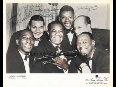 Louis Armstrong & His Allstars 1951 Live Broadcast