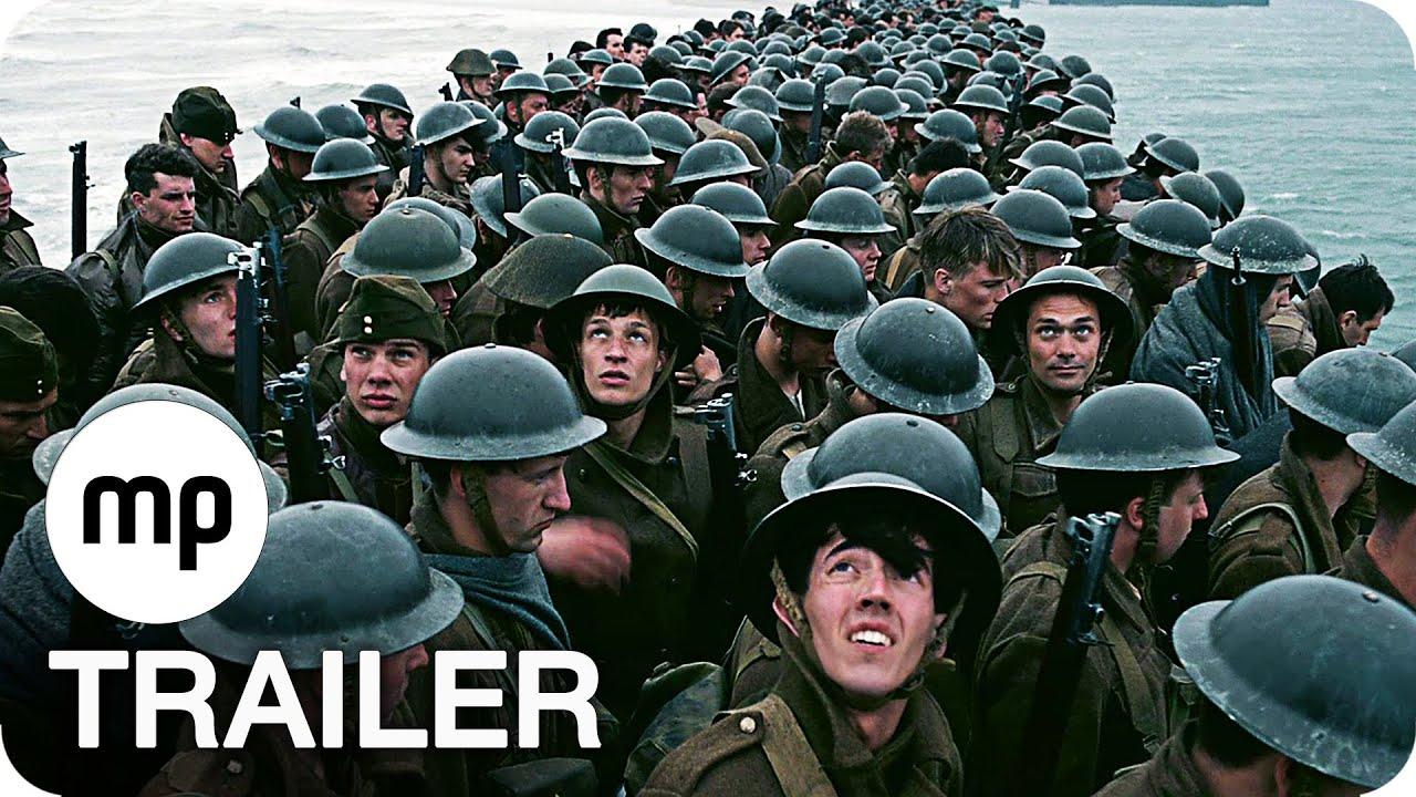 Dunkirk Trailer German