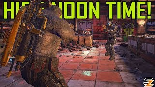 Its High Noon Time! - Gears of War 4 Golden Gun Gameplay - Shadowz