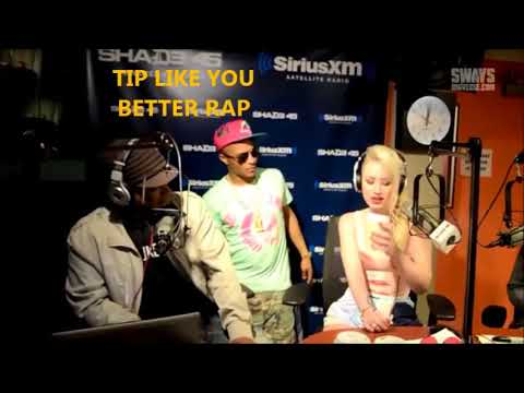 Iggy Azalea SHUT DOWN! BY RADIO CALLER On Sway In The Morning