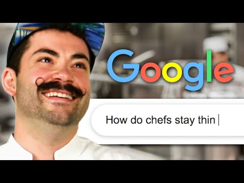 Chefs Answer Commonly Googled Questions About Cooking