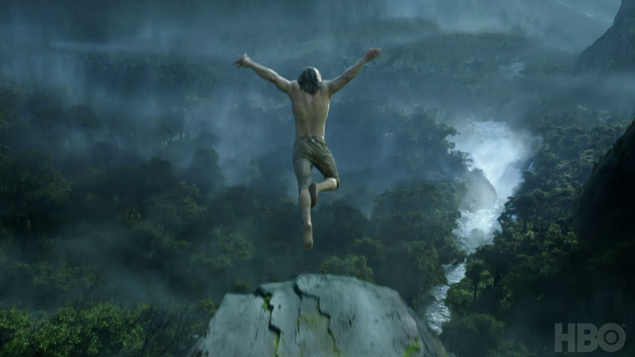 HBO Movie Review The Legend Tarzan