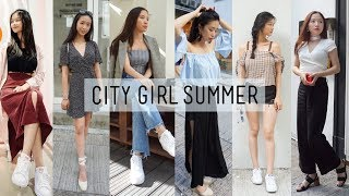 AERA Lookbook | City Girl Summer Looks