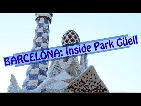 Barcelona: Inside Park Güell