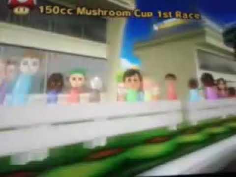 Mario Kart Wee Liugi Circuit 1 Youtube