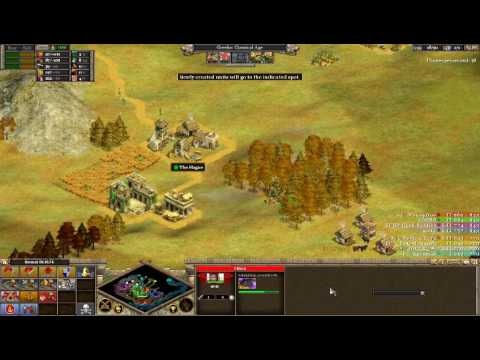 Rise Of Nations:Nomad No Noobs Crazy Booming