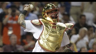 Yadier Molina Ultimate 2017 Highlights