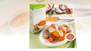 """Рецепты от Herbalife """"Салат с отварной говядиной и свежими овощами"""""""
