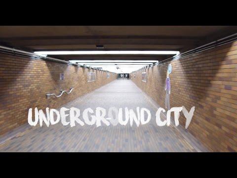 We're Going Underground - RÉSO, Montreal's Underground City
