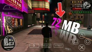 [72 MB] GTA LCS (APK+ISO) Super Compressed For Android(PSP) 2019 [Only One Part]