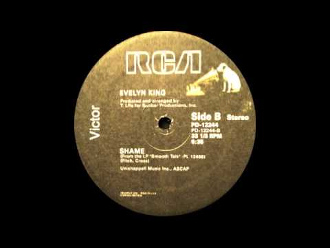 Evelyn Champagne King - Shame (RCA Records 1978)