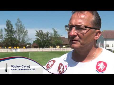 Memoriál Františka Harašty: Baník Ostrava – ČR U16 Bílý tým